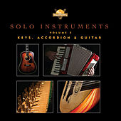 Solo Instruments, Vol. 2: Keys, Accordion, and Guitar by Valentino