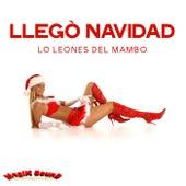 Llegò Navidad by Lo Leones del Mambo