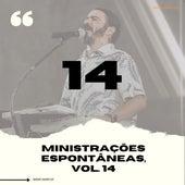 Ministrações Espontâneas, Vol. 14 (Ao Vivo) de Mário Marcus