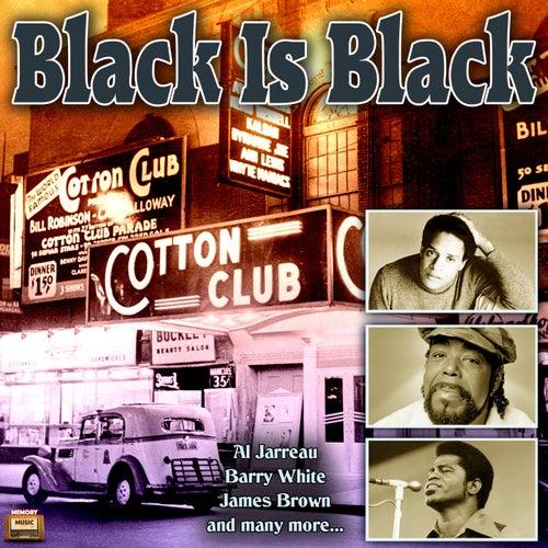 Black Is Black de Various Artists