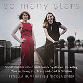 So Many Stars by Fenella Humphreys