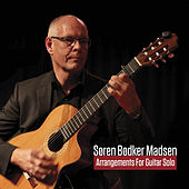 Arrangements for Guitar Solo by Søren Bødker Madsen