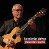 Arrangements for Guitar Solo de Søren Bødker Madsen