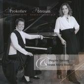 S. Prokofiev & R. Strauss: Sonatas von Birgitte Stærnes