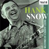 Hank Snow: Milestones of a Country Legend, Vol. 8 de Hank Snow