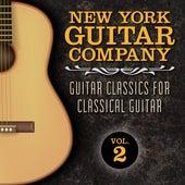 Guitar Classics for Classical Guitar, Vol. 2 von New York Guitar Company