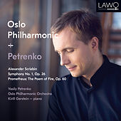 Alexander Scriabin: Symphony No. 1, Op. 26 / Prometheus: The Poem of Fire, Op. 60 by Various Artists