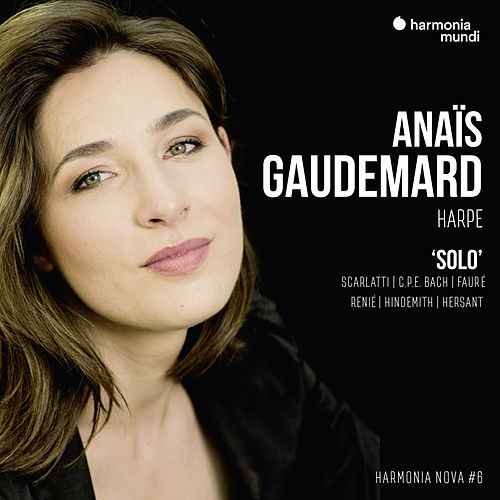 Anaïs Gaudemard: Solo - harmonia nova #6 by Anaïs Gaudemard