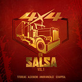 4x4 en Salsa, Vol. 1 by Various Artists