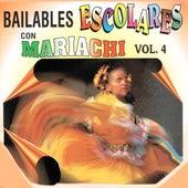 Bailables Escolares Con Mariachi, Vol. 4 de Mariachi Arriba Juarez