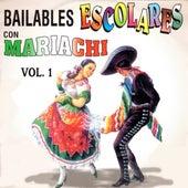 Bailables Escolares Con Mariachi, Vol. 1 by Mariachi Arriba Juarez