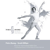 Music for Intermediate Ballet Class - 1 Synthesized Stretch, 23 Piano Barre & Center Exercises by Finis Jhung