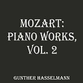 Mozart: Piano Works, Vol. 2 de Gunther Hasselmann