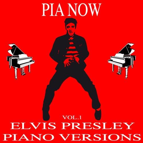 Elvis Presley Piano Versions, Vol. 1 by Piano W.
