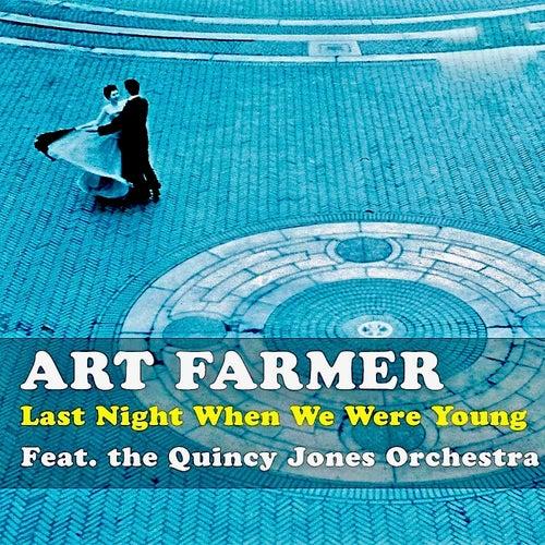 Last Night When We Were Young (Remastered) de Quincy Jones