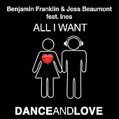 All I Want de Benjamin Franklin