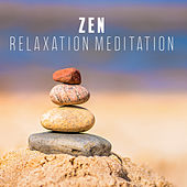 Zen Relaxation Meditation de Zen Meditation and Natural White Noise and New Age Deep Massage