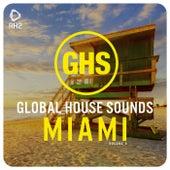 Global House Sounds - Miami, Vol. 5 de Various Artists