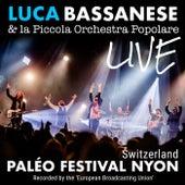 Live at Paléo Festival Nyon - Switzerland von Luca Bassanese