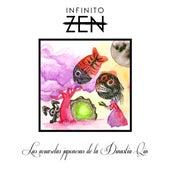 Las Acuarelas Japonesas de la Dinastía Qin de Infinito Zen