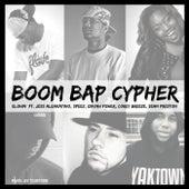 Boom Bap Cypher (feat. Jess Aleakatino, Speez, Izayah Fisher, Corey Breeze & Sean Preston) by Elohin