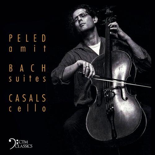 Bach Suites 1-3 von Amit Peled