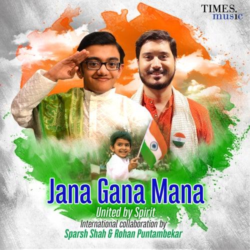 Jana Gana Mana - Single de Sparsh Shah
