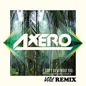 I Can't Do Without You (feat. Adam Christopher) (Vinil Remix) von Axero