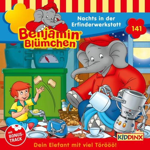 Folge 141: Nachts in der Erfinderwerkstatt von Benjamin Blümchen