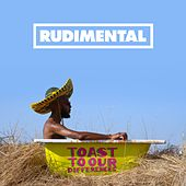 Toast to our Differences (Deluxe) van Rudimental