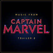 Music from the Captain Marvel Trailer 2 (Cover Version) van L'orchestra Cinematique