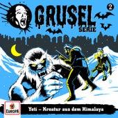 002/Yeti - Kreatur aus dem Himalaya by Gruselserie