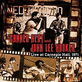 Live at Carnegie Hall 1971 de Canned Heat