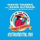 Where in the World Is Carmen Sandiego? (Instrumental Mix) de David Yazbek
