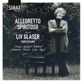 Allegretto Spiritoso – Best of Liv Glaser by Liv Glaser