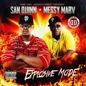 Explosive Mode von Messy Marv