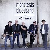 40 Years by Mönsterås Bluesband