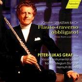 J.S. Bach: Flauto traverso obbligato! von Various Artists