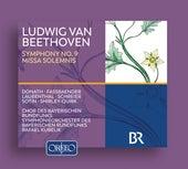 Beethoven: Symphony No. 9 in D Minor, Op. 125 & Missa solemnis, Op. 123 (Live) von Various Artists