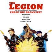 Three The Bronx Way by The Legion