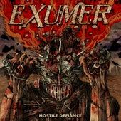 Hostile Defiance von Exumer