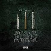 Boston George & Diego by Boston George (B-3)