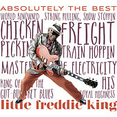 Absolutely the Best de Little Freddie King