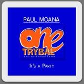 It's a Party by Paul Moana