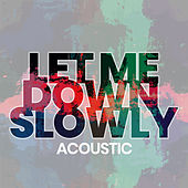 Let Me Down Slowly (Acoustic) von Adam Christopher and Dan Berk