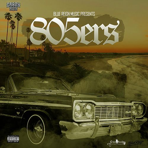 805ers by Crazy Boy