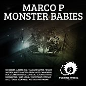 Monster Babies by Marco P