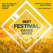 Best Festival Dance Mixes by Various Artists