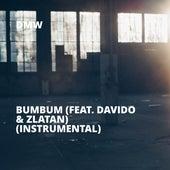 Bumbum (feat. Davido & Zlatan) (Instrumental) by D.M.W.