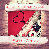 The Best of Love songs 60's von Various Artists